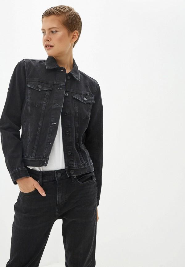 Куртка джинсовая Gap Gap GA020EWGKUB2 куртка джинсовая gap gap ga020emefzk0