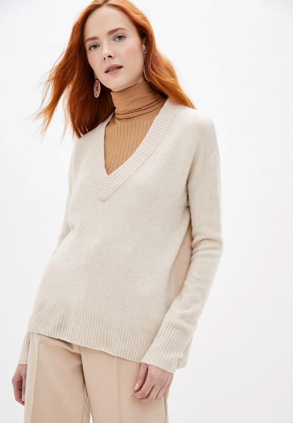 Фото - женский пуловер Gap бежевого цвета