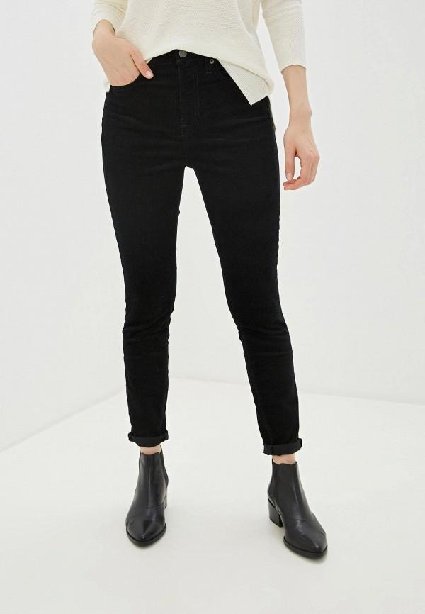 женские повседневные брюки gap, черные