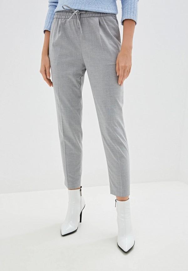женские брюки gap, серые