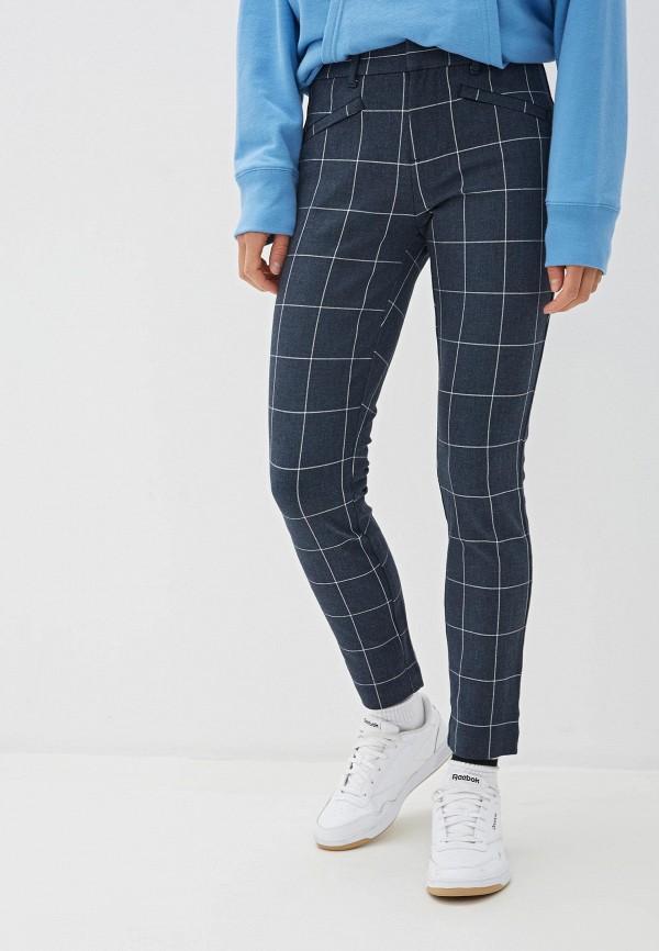 женские повседневные брюки gap, синие