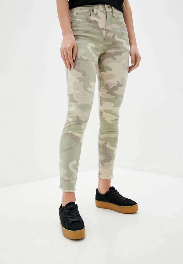 женские джинсы gap, разноцветные