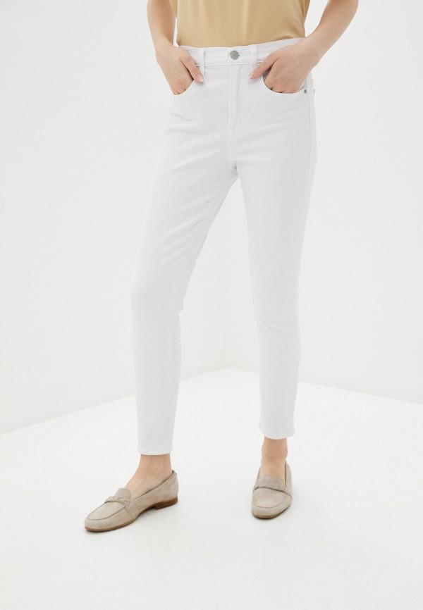 женские джинсы скинни gap, белые