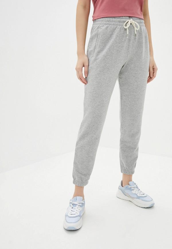 женские спортивные брюки gap, серые