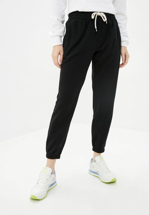 женские спортивные брюки gap, черные