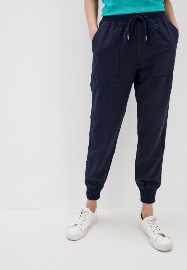 женские брюки gap, синие