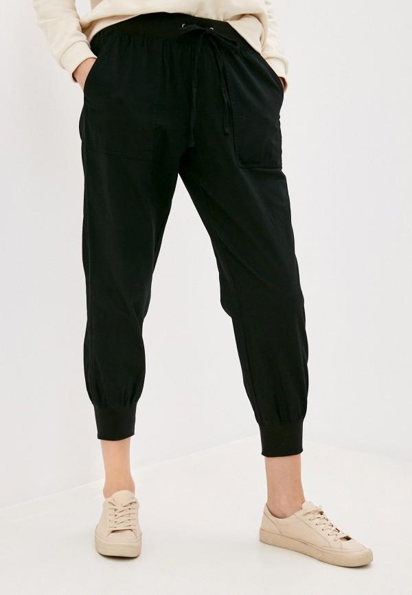 женские брюки gap, черные