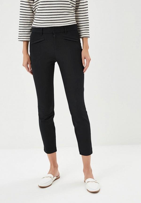 женские классические брюки gap, черные