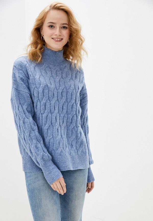 женский свитер gap, голубой