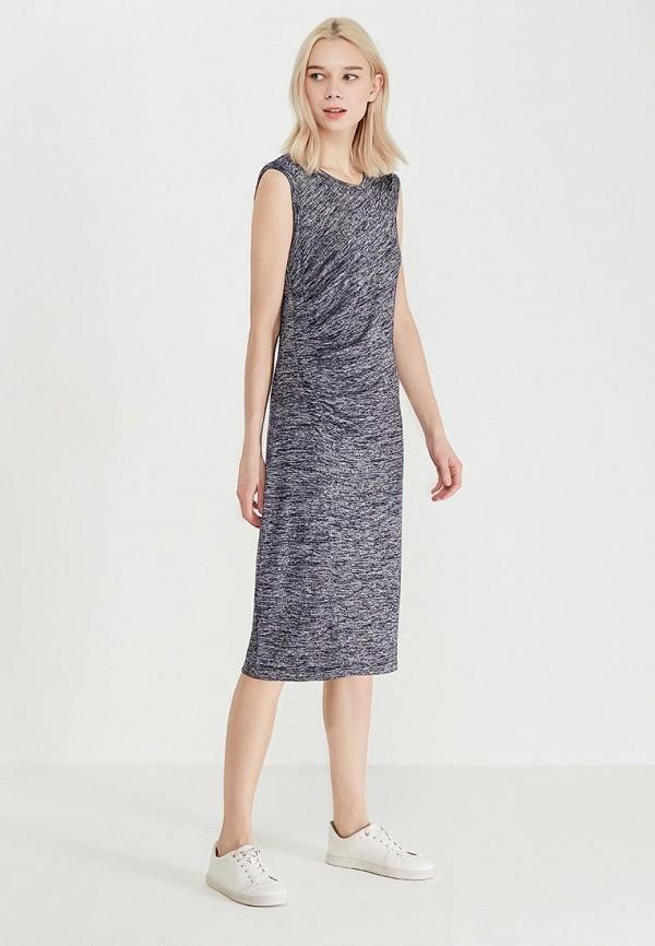 Купить Платье Gap, GA020EWXAN94, синий, Осень-зима 2017/2018
