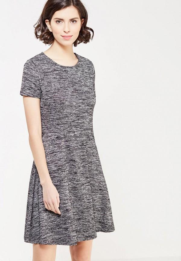 Купить Платье Gap, GA020EWXAO01, серый, Осень-зима 2017/2018