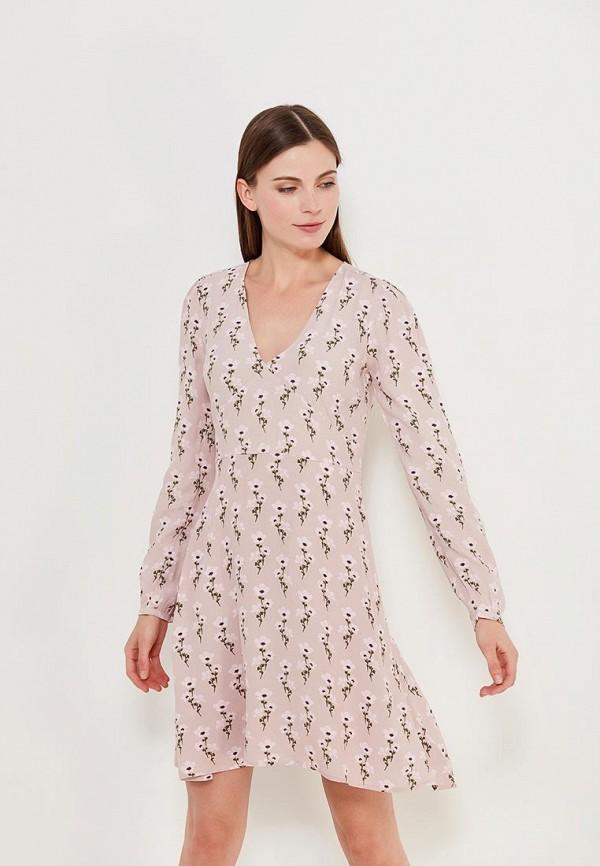 Купить Платье Gap, ga020ewxao38, розовый, Осень-зима 2017/2018