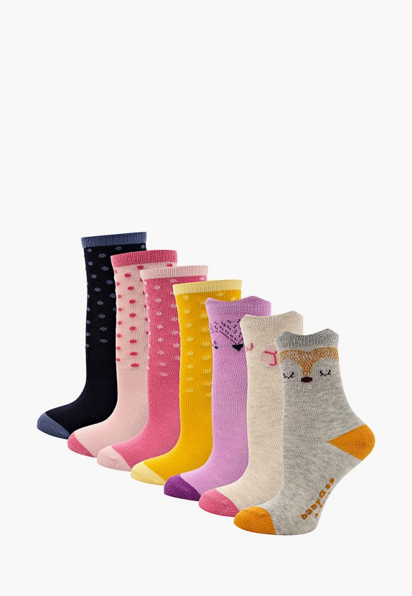носки gap для девочки, разноцветные