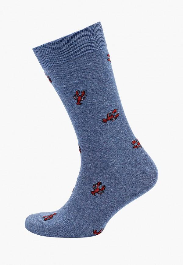мужские носки gap, голубые
