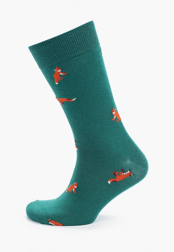 мужские носки gap, зеленые