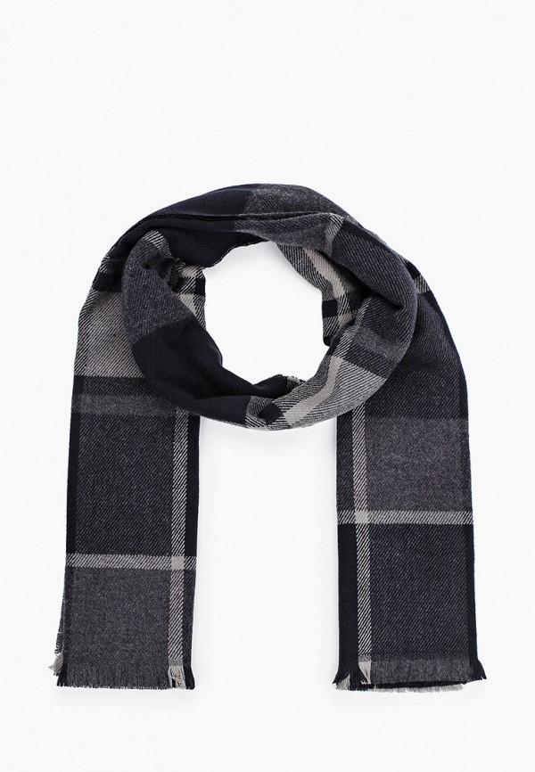 мужской шарф gap, черный