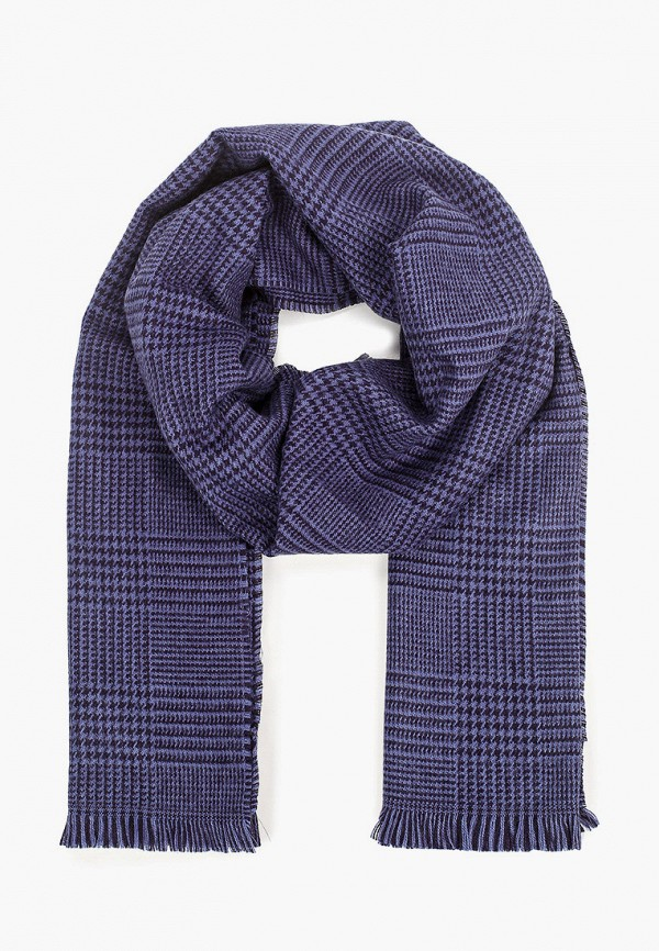 мужской шарф gap, синий