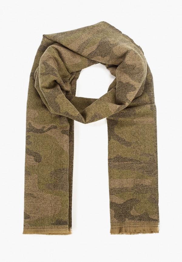 мужской шарф gap, хаки