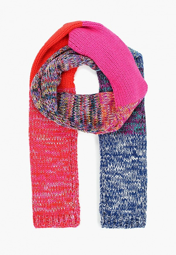 женский шарф gap, разноцветный