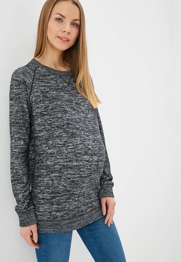 женская туника gap maternity, черная