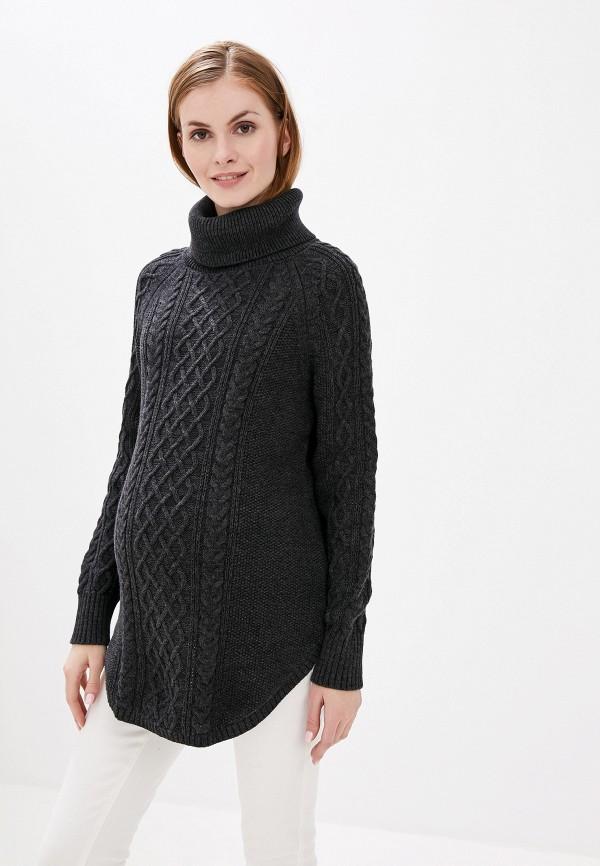женский свитер gap maternity, серый