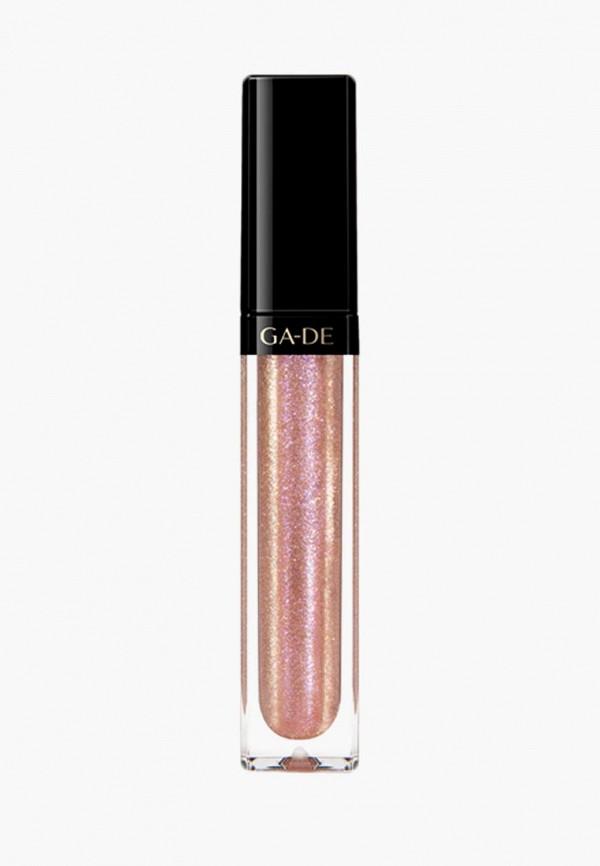 женский блеск для губ ga-de, розовый