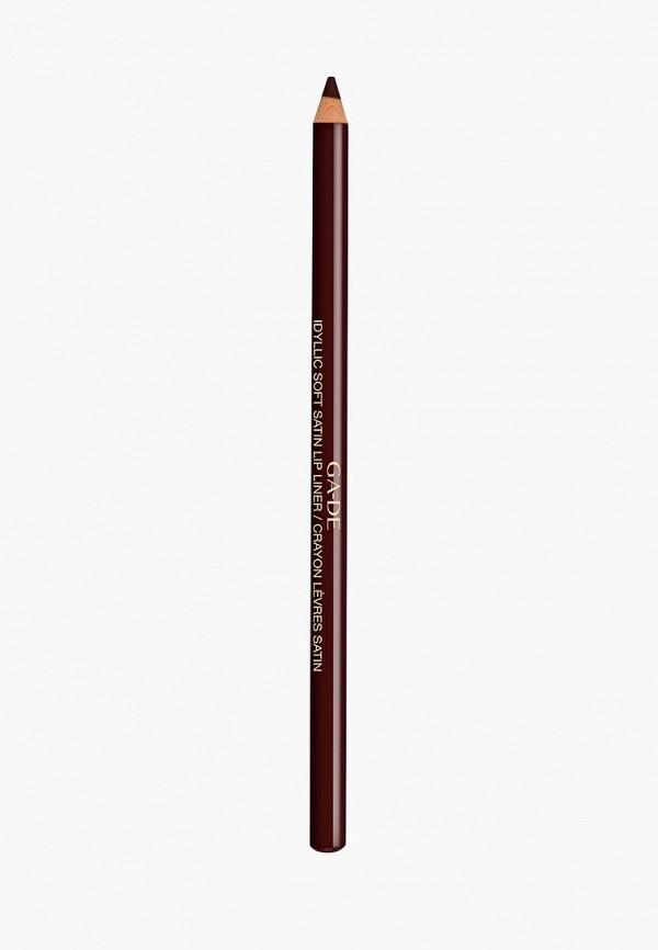 Карандаш для губ Ga-De Ga-De GA022LWBIMZ3 карандаш для губ ga de ga de ga022lwbimz1