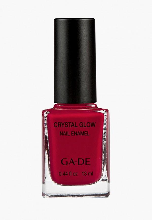 Лак для ногтей Ga-De Ga-De GA022LWCDOQ9 лак для ногтей ga de crystal glow nail enamel 533 цвет 533 neon pink variant hex name f07693