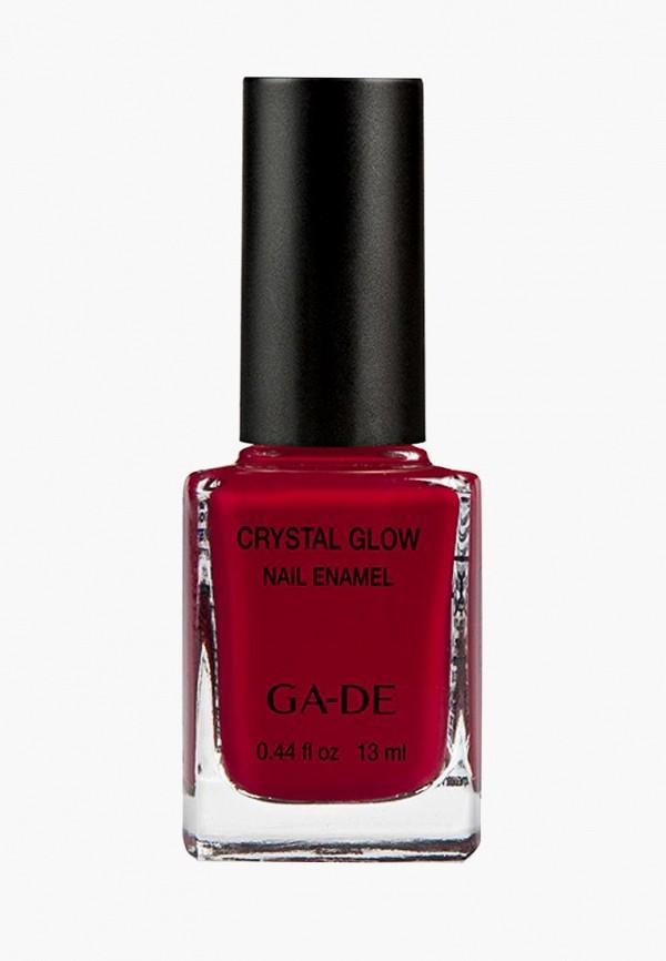 Лак для ногтей Ga-De Ga-De GA022LWCDOR1 лаки для ногтей с эффектами ga de crystallic matte nail color collection 58 цвет 58 teal sugar variant hex name 0083a4 page 3