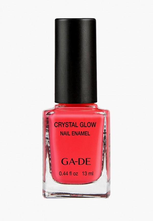 Лак для ногтей Ga-De Ga-De GA022LWCDOR3 лак для ногтей ga de crystal glow nail enamel 533 цвет 533 neon pink variant hex name f07693