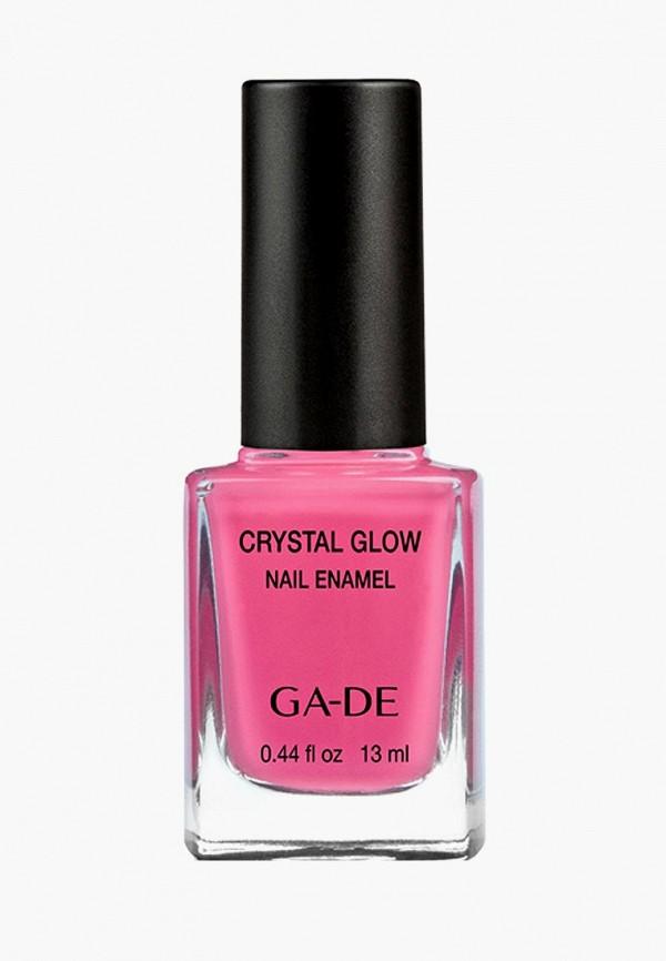 Лак для ногтей Ga-De Ga-De GA022LWCDOS2 лак для ногтей ga de crystal glow nail enamel 533 цвет 533 neon pink variant hex name f07693