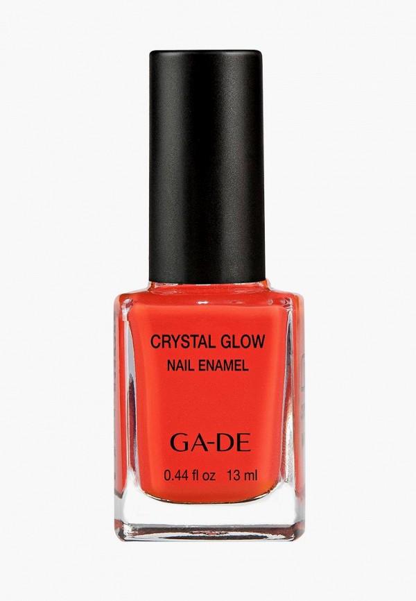 Лак для ногтей Ga-De Ga-De GA022LWCDOS5 лак для ногтей ga de crystal glow nail enamel 533 цвет 533 neon pink variant hex name f07693