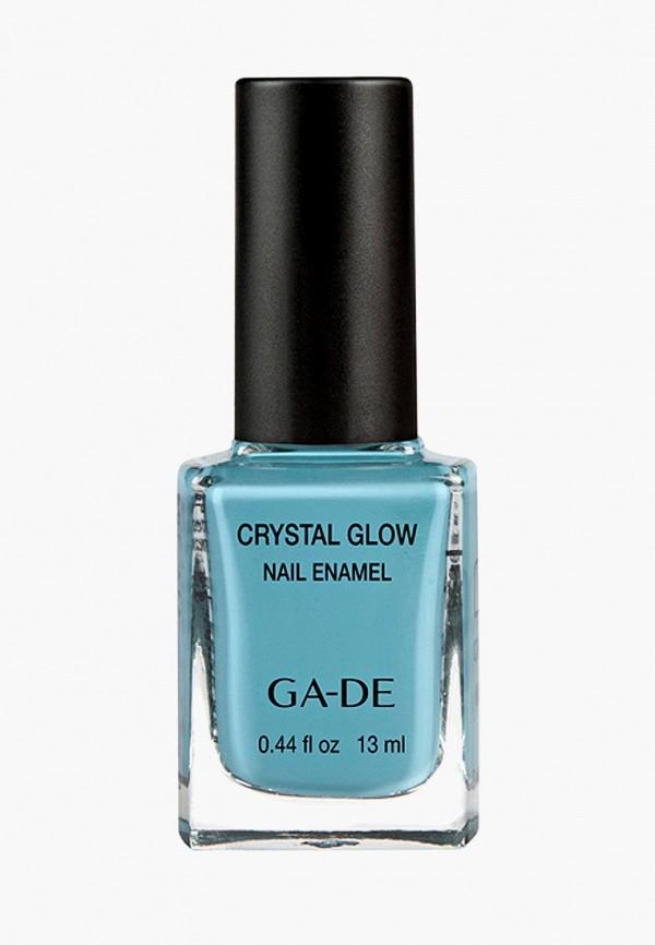 Лак для ногтей Ga-De Ga-De GA022LWCDOS7 лаки для ногтей с эффектами ga de crystallic matte nail color collection 58 цвет 58 teal sugar variant hex name 0083a4 page 3