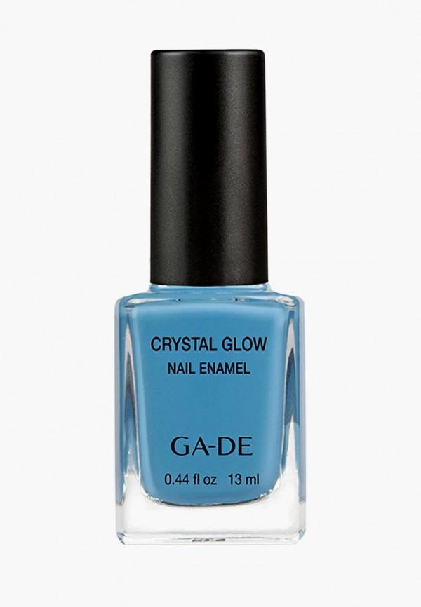 Лак для ногтей Ga-De Ga-De GA022LWCDOT0 лак для ногтей ga de crystal glow nail enamel 533 цвет 533 neon pink variant hex name f07693