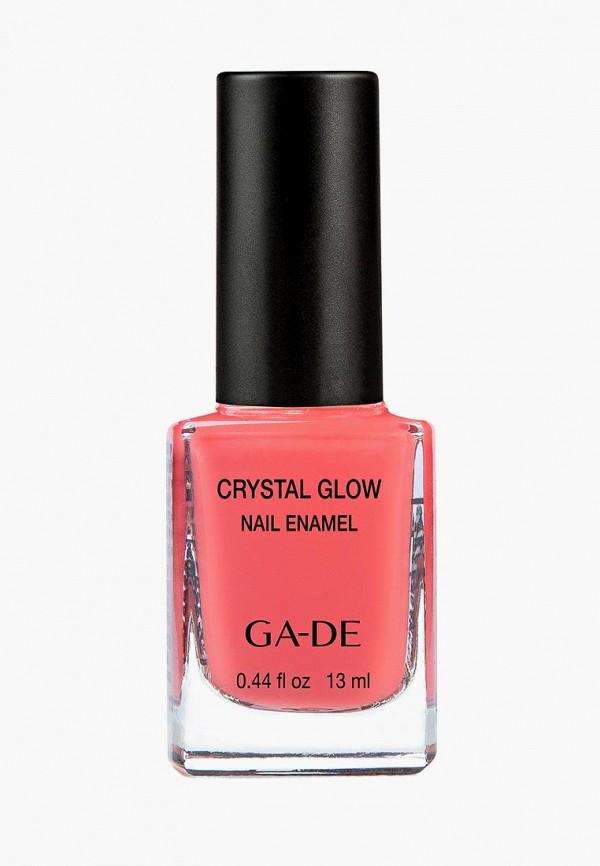 Лак для ногтей Ga-De Ga-De GA022LWCDOT4 лаки для ногтей с эффектами ga de crystallic matte nail color collection 58 цвет 58 teal sugar variant hex name 0083a4 page 3