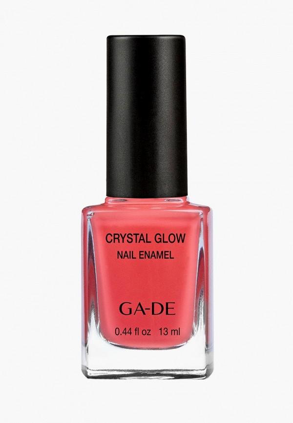 Лак для ногтей Ga-De Ga-De GA022LWCDOT5 лаки для ногтей с эффектами ga de crystallic matte nail color collection 58 цвет 58 teal sugar variant hex name 0083a4 page 3
