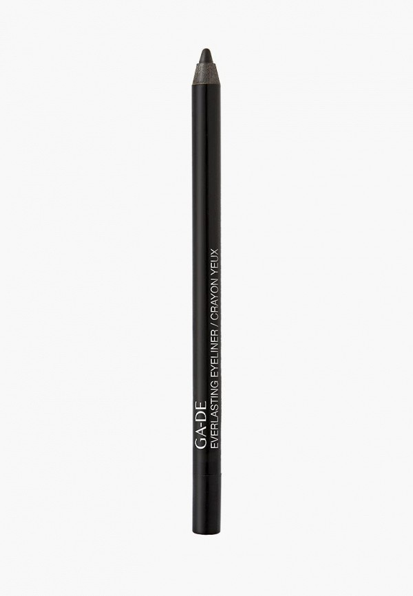 Карандаш для глаз Ga-De Ga-De GA022LWNGG08 карандаш для глаз ga de metallic eyeliner 100 цвет 100 jet black variant hex name 000000