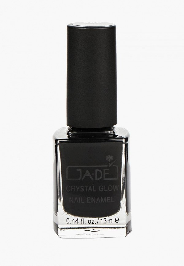 женский лак для ногтей ga-de, черный