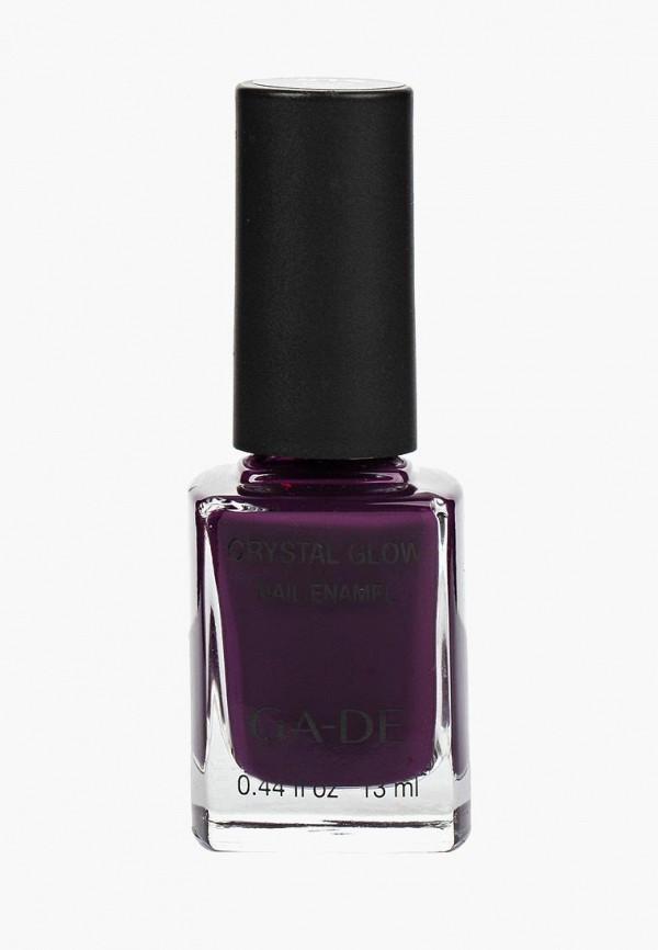 Лак для ногтей Ga-De Ga-De GA022LWSUC63 лаки для ногтей с эффектами ga de crystallic matte nail color collection 58 цвет 58 teal sugar variant hex name 0083a4 page 3