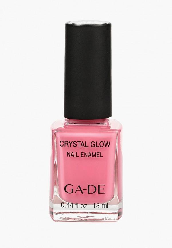 Лак для ногтей Ga-De Ga-De GA022LWSUC64 лаки для ногтей с эффектами ga de crystallic matte nail color collection 58 цвет 58 teal sugar variant hex name 0083a4 page 3