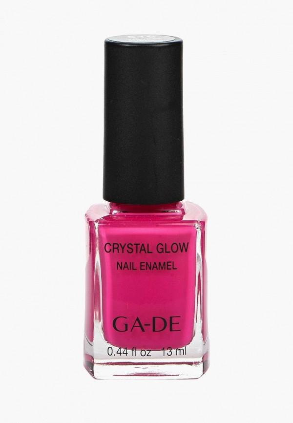 Лак для ногтей Ga-De Ga-De GA022LWSUC70 лаки для ногтей с эффектами ga de crystallic matte nail color collection 58 цвет 58 teal sugar variant hex name 0083a4 page 3