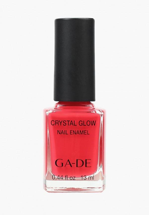 Лак для ногтей Ga-De Ga-De GA022LWSUC71 лак для ногтей ga de crystal glow nail enamel 533 цвет 533 neon pink variant hex name f07693