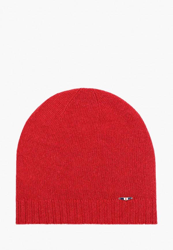 мужская шапка galvanni, красная