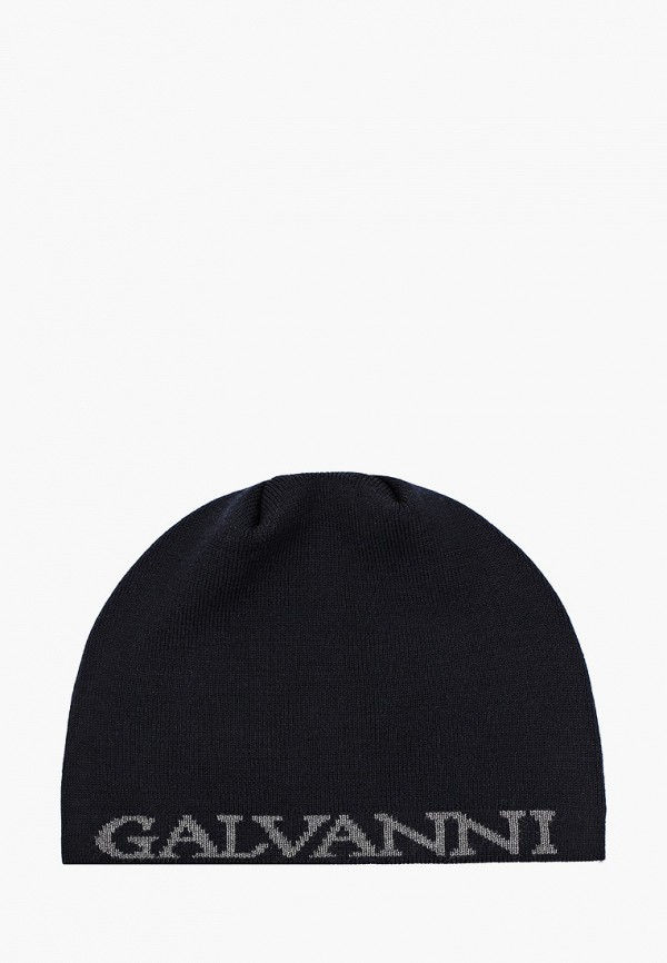 мужская шапка galvanni, синяя