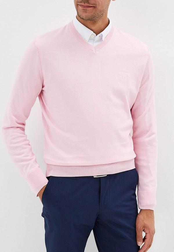 мужской пуловер galvanni, розовый