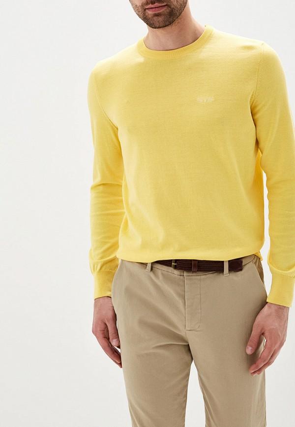 Фото - мужское джемпер Galvanni желтого цвета