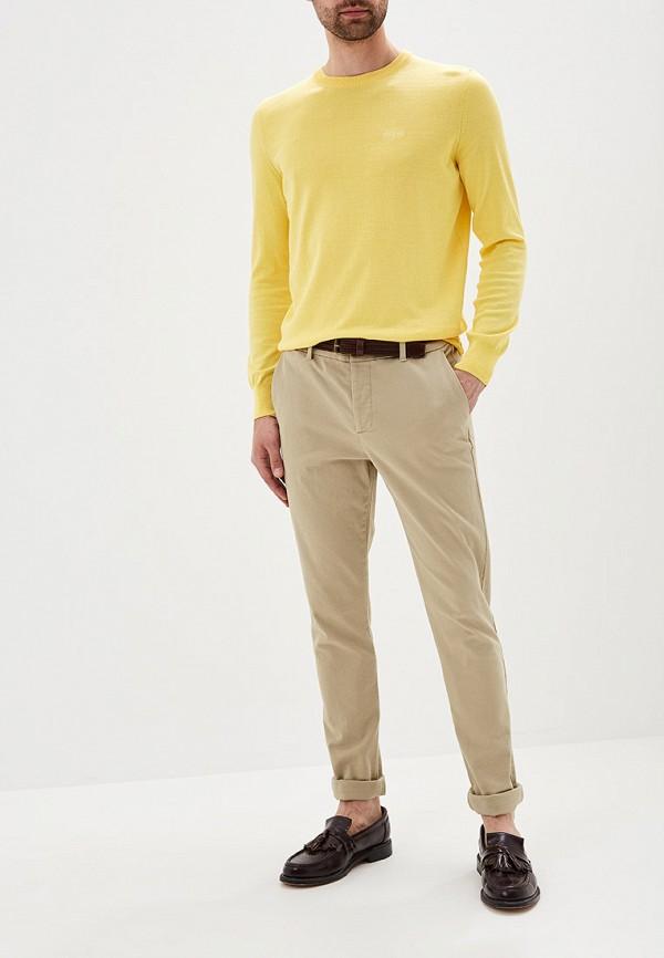 Фото 2 - мужское джемпер Galvanni желтого цвета