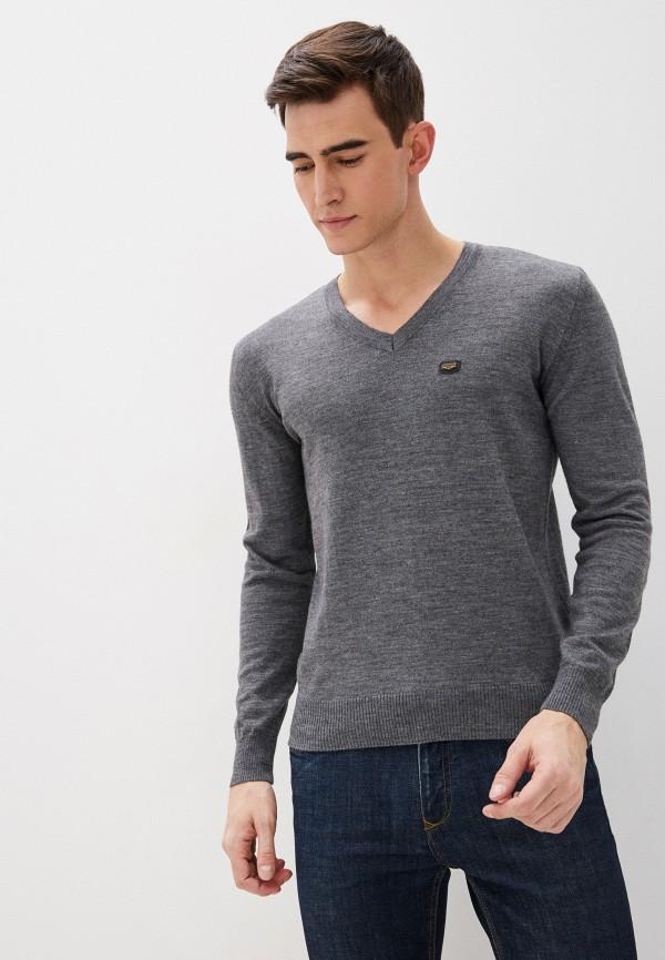 мужской пуловер galvanni, серый