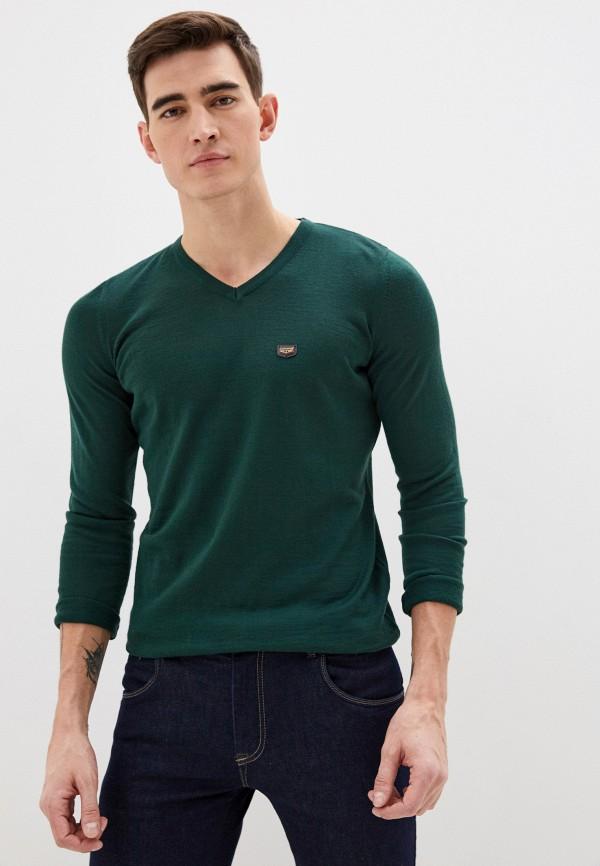 мужской пуловер galvanni, зеленый