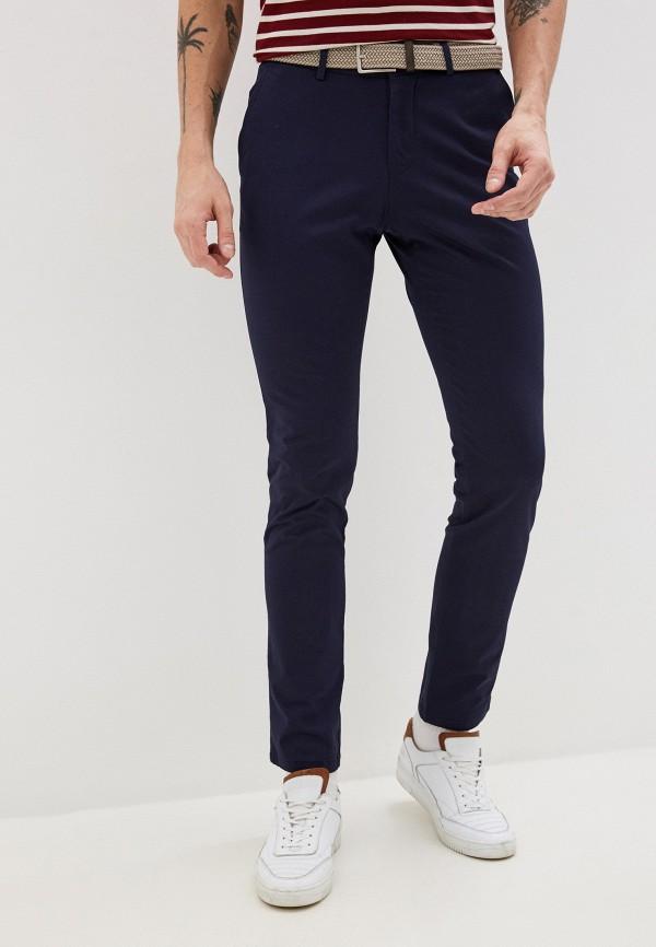 мужские брюки чинос galvanni, синие
